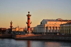 Сияние двух столиц: Москва-Санкт-Петербург