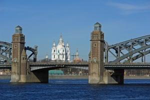 Встреча с Петербургом
